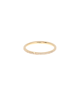 MEMOIRE KNUCKLE RING 14K GOLD