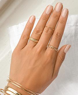 CATENA RING GOLD
