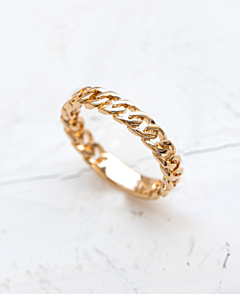 CATENA|Ring Gold