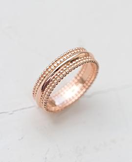 MILA|Ring Rosé