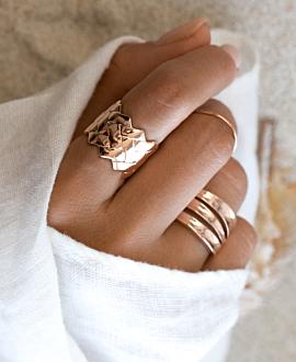 AQUILIA  Ring Rosé