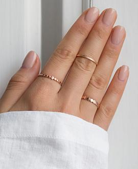 ALLURE  Ring Rosé