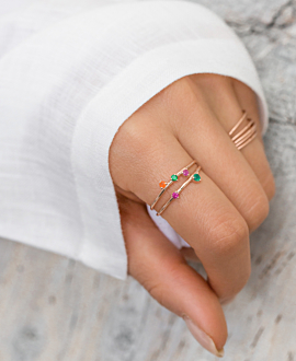 SYMMETRY Ring Bunt