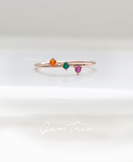 SYMMETRY|Ring Bunt