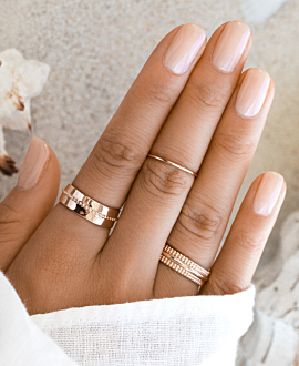 JUNO  Ring Rosé
