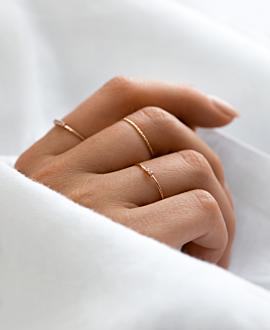 LUCID  Ring Rosé