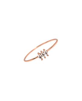 GLEAM|Ring Rosé