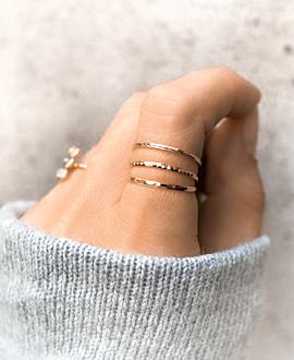 SERENITY Ring Rosé