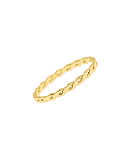 BRAID|Ring Gold