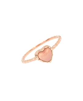 COEUR DE LA LUNE|Ring Rosé