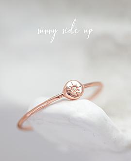 SPARKLING SPHERE|Ring Rosé