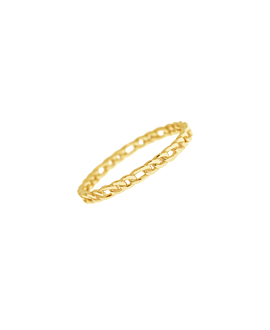 FIGARO CHAIN|Ring Gold