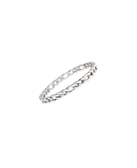 FIGARO CHAIN|Ring Silber