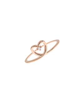 ENDLESS LOVE|Ring Rosé