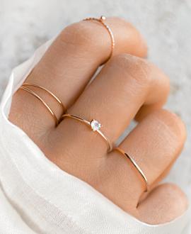 LOVE  Ring Rosé