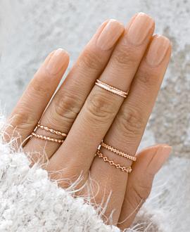 ATOMIC  Ring Rosé