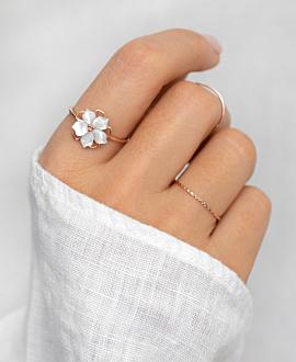 PEONY Ring Rosé