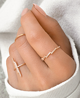 SENSE  Ring Rosé