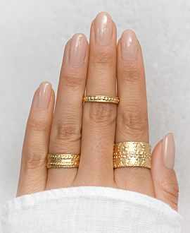 OLYMPE RING GOLD