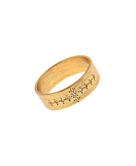 GOLDEN SHINE Ring TOPAS