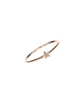 DIAMOND Ring|10K Roségold
