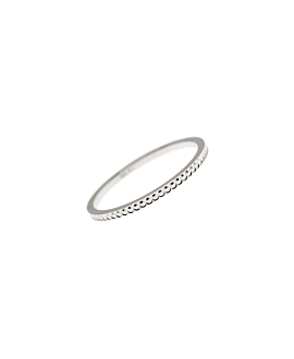 STUD|Ring Silber