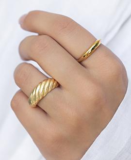 ELLE  Ring Gold