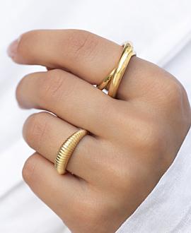 SKYE  Ring Gold