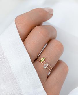 PERIDOTH  Ring Rosé
