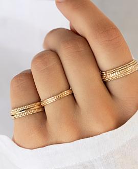 MILA  Ring Gold