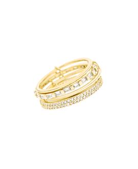DIAMOND Ringset|14K Gold