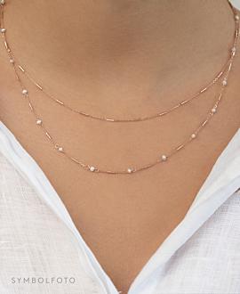 ESSENTIAL  Halskette Gold