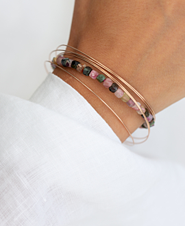 TURMALIN Armband