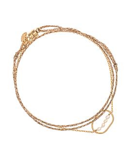 CÖTIER|Armband Gold