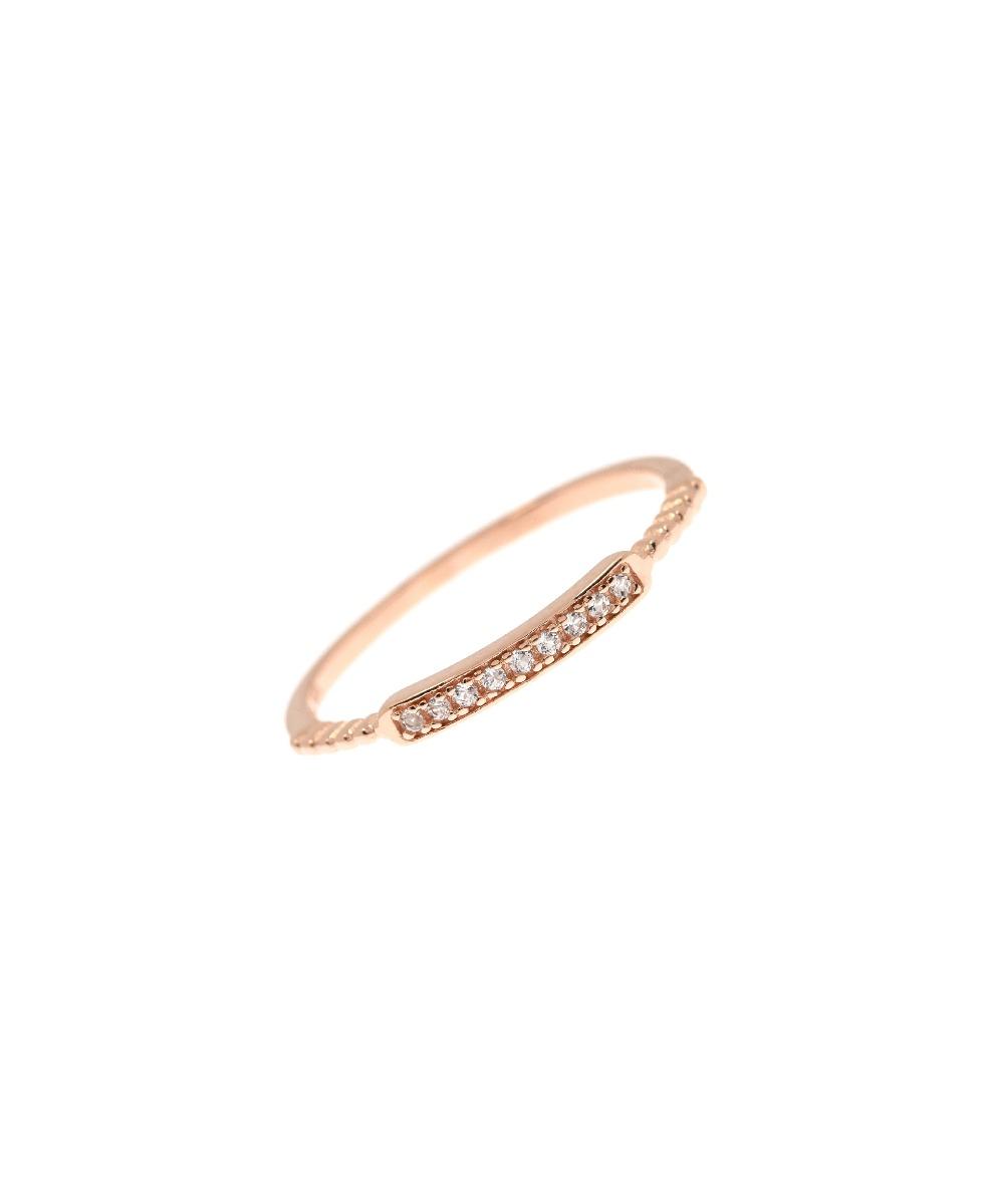 ENCHANTED Ring Rosé